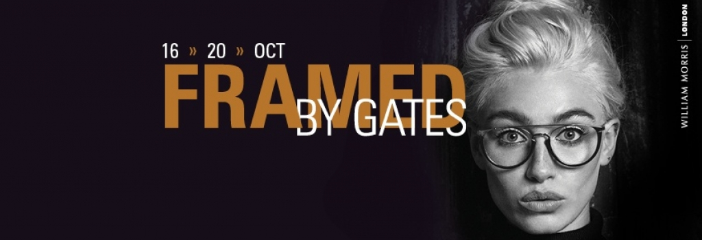Exclusive Designer Showcase FRAMED BY GATES Is Back!